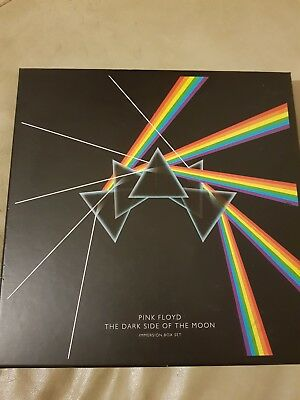 The Dark Side Of The Moon Boxset • 65£