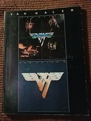 Van Halen 1 And 2  Songbook • 15.74£