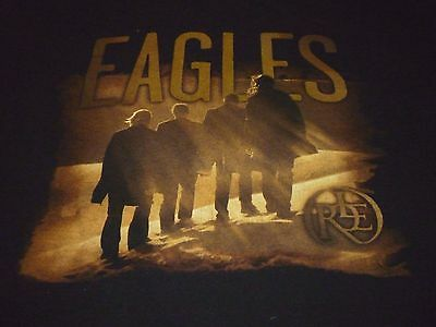 Eagles Tour Shirt ( Used Size L ) Very Good Condition!!! • 10.55£
