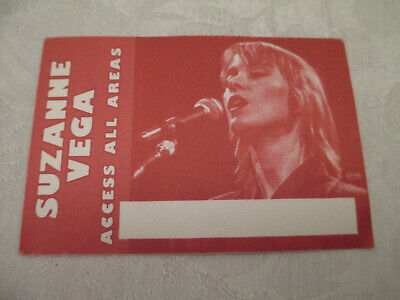 Suzanne Vega - Access All Areas - Backstage Pass • 7.82£
