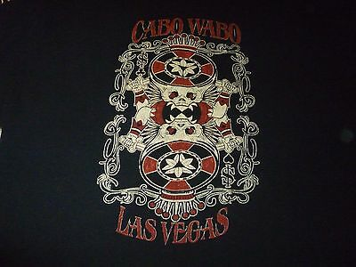 Cabo Wabo Shirt ( Used Size XL ) Very Good Condition!!! • 12.75£