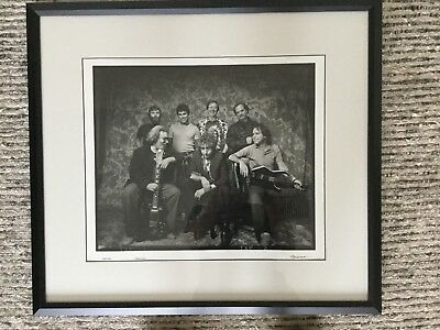 Grateful Dead - Bob Dylan - Herb Greene Photo - Limited Edition 66/100 • 1,429.80£