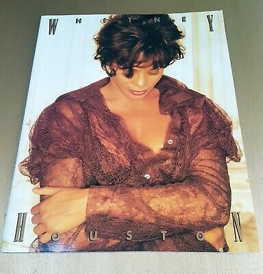 Whitney Houston / 1993 World Tour Programme  • 20£