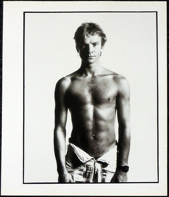 Sting Poster Page . The Police Every Breath You Take Roxanne  . T54 • 6.99£