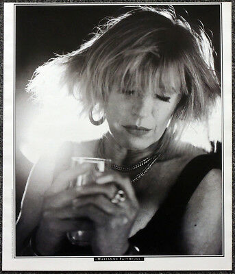 Marianne Faithfull Poster Page . The Rolling Stone . G6 • 5.99£