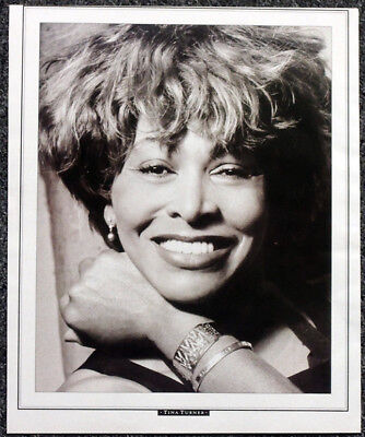 Tina Turner Poster Page . Simply The Best Private Dancer . G71 • 5.99£