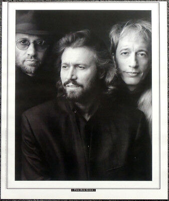 The Bee Gees Poster Page . Saturday Night Fever . Stayin Alive . G35 • 5.99£
