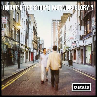 OASIS Wall Poster WHAT'S THE STORY, MORNING GLORY ? Noel Liam Gallagher 20  30  • 10.99£