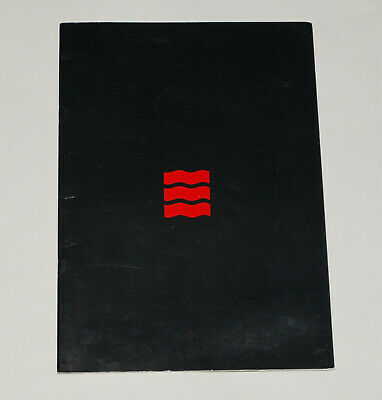 Rare SIMPLY RED - END OF THE WORLD TOUR PROGRAMME 1987 • 5£