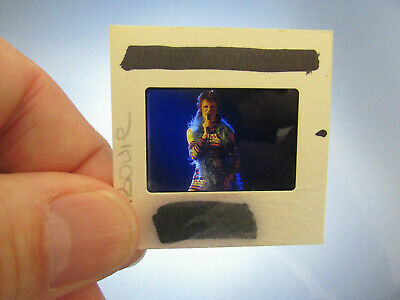 Original Press Photo Slide Negative - David Bowie - 1970's/1980's - E • 49.99£