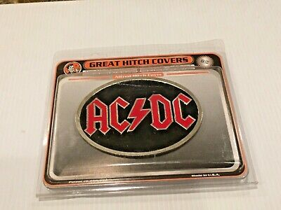 AC DC Hitch Cover.very Collectible • 18.76£