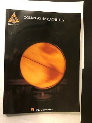 COLDPLAY-PARACHUTES  Music-Book , Guitar  • 16.72£
