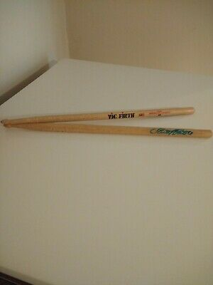 Drumsticks Signed By Stuart Cable Stereophonics • 150£