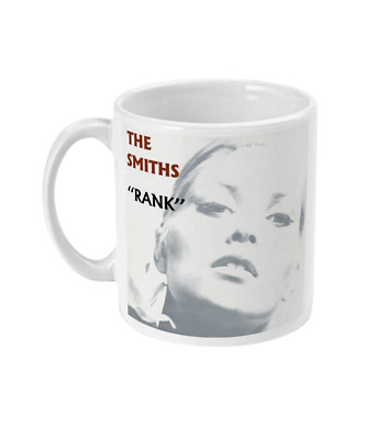 THE SMITHS - RANK - Mug - Morrissey • 9.99£