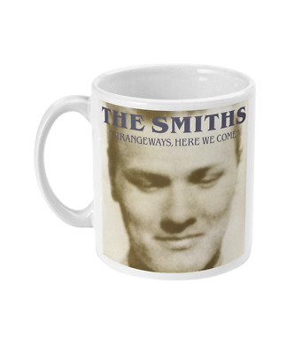 THE SMITHS - STRANGEWAYS, HERE WE COME - Mug - Morrissey • 9.99£