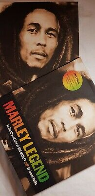 Bob Marley Memorabilia. Excellent Gift Same Day Shipping....... • 35£