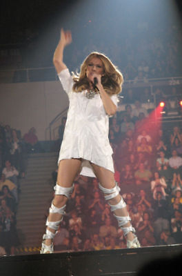 Celine Dion Full Colour Live On Stage 10x8 Photo #2 • 5.99£