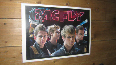 McFly Fantastic New POSTER • 5.99£