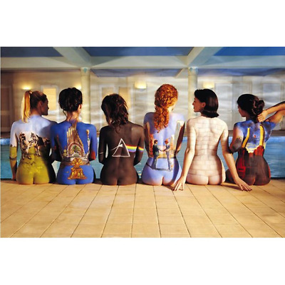 Pink Floyd Poster Back Catalogue   OFFICIAL • 6.95£