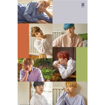 BTS Poster Collage | OFFICIAL • 6.95£