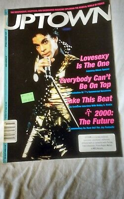 Prince Uptown  Magazine   Issue #  42 Great Condition • 27.99£