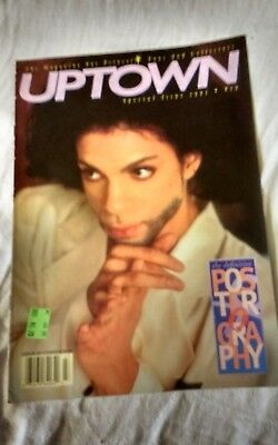 Prince Uptown  Magazine   Issue #  19 Great Condition • 28.99£