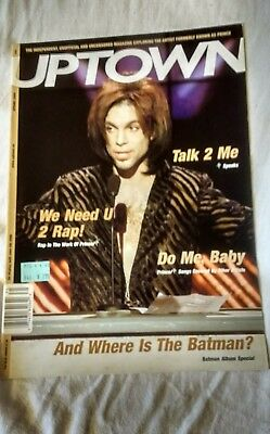 Prince Uptown  Magazine   Issue #  41 Great Condition • 27.99£