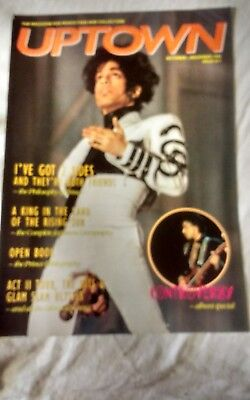 Prince Uptown  Magazine   Issue #   11 Great Condition • 28.99£