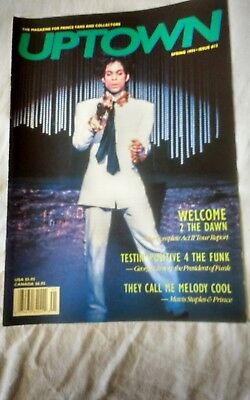 Prince Uptown  Magazine   Issue #  12 Great Condition • 27.99£