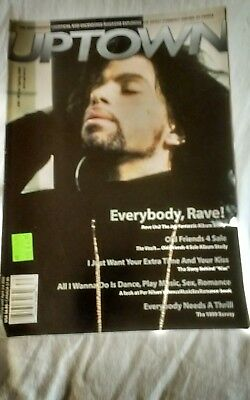 Prince Uptown  Magazine   Issue #  40 Great Condition • 27.99£