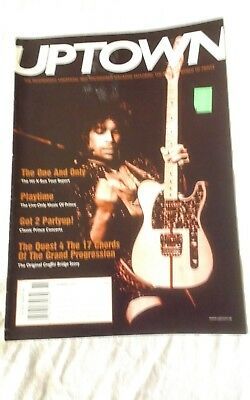 Prince Uptown  Magazine   Issue #  46 Great Condition • 28.99£
