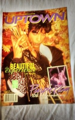 Prince Uptown  Magazine   Issue #  14 Great Condition • 27.99£