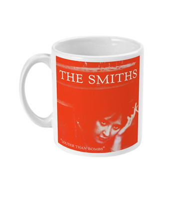 THE SMITHS - LOUDER THAN BOMBS - Mug - Morrissey • 9.99£