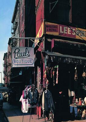 BEASTIE BOYS Wall Poster PAUL'S BOUTIQUE Hip Hop Size: A2 A1 A0 • 12.99£