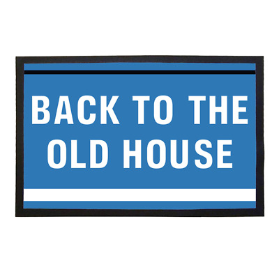 The Smiths - BACK TO THE OLD HOUSE - Doormat - MORRISSEY • 20.99£