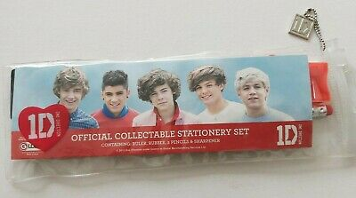 1d One Direction Original Unused Official Stationery Set From 2011 • 3.99£