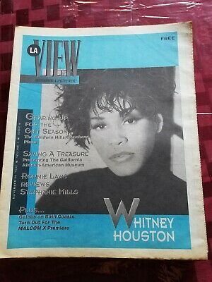 Whitney Houston Cover La View 92 • 15.45£
