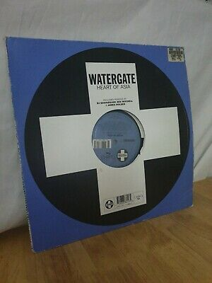 Watergate Heart Of Asia 12 Inch Vinyl Record • 14.99£