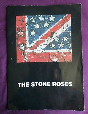 The Stone Roses , Second Coming Tour Programme , Barrowland Ballroom Glasgow. • 40£