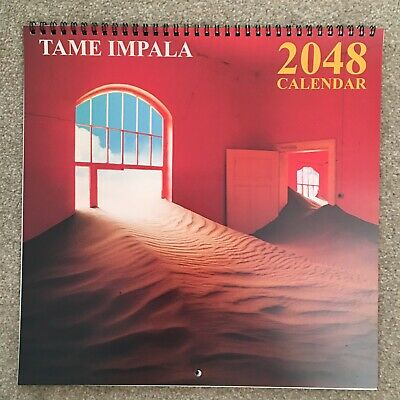 Tame Impala 2048 Calendar - Sold Out • 9£