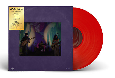 Khruangbin - Live Villain Brooklyn Ny 2018 Limited Edition Red Vinyl LP INSTOCK  • 29.99£