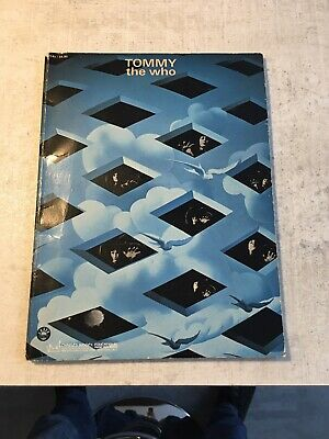 The Who Tommy Chord Songbook • 20£