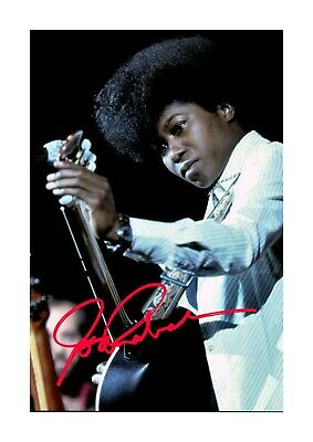 Joan Armatrading 2 A4 Reproduction Autograph Photograph Poster Choice Of Frame • 32.95£