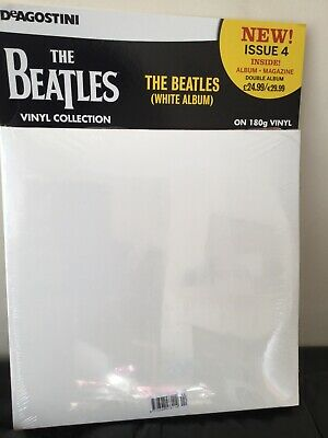 De Agostini Beatles Vinyl White Album New Sealed  • 19.95£