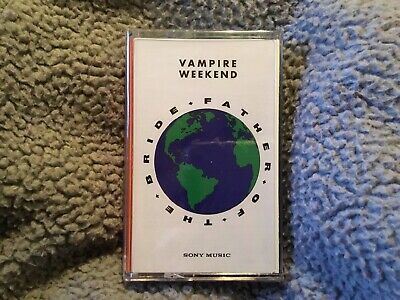 Vampire Weekend - Father Of The Bride - Green Cassette • 5.99£