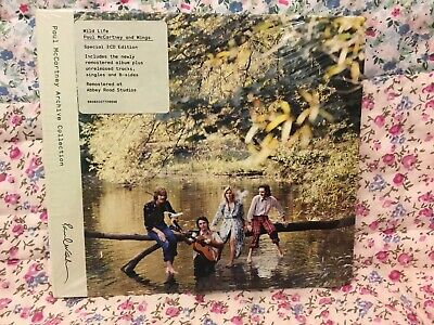 Paul McCartney And Wings - Wild Life Cd • 7.49£