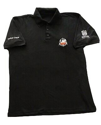 U2 360 Tour Crew Polo Shirt Size M • 45£