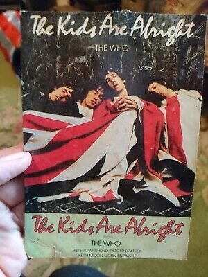 The Who Postcards  • 0.99£