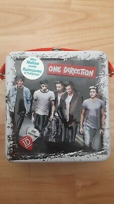 One Direction Tin • 0.50£