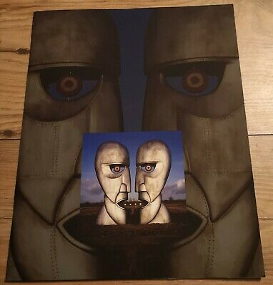 Pink Floyd The Later Years - The Division Bell Tour Program From Box Set • 15.95£